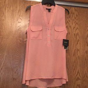 Women's size 12 dressy tank top